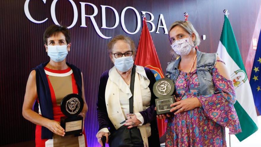 Doble entrega del Premio Julio Anguita Parrado