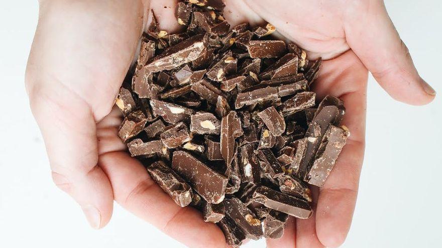 El chocolate te ayuda a adelgazar si lo tomas en el momento adecuado del día