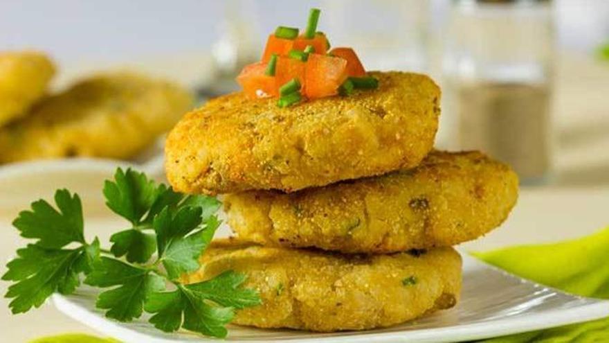 La receta de hamburguesas de calabacín esponjosas que comerás aunque no te gusten las verduras
