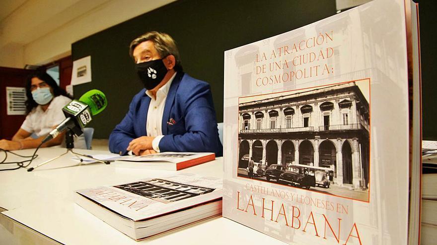 """La UNED recorre el legado zamorano en La Habana en """"La atracción de una ciudad cosmopolita"""""""