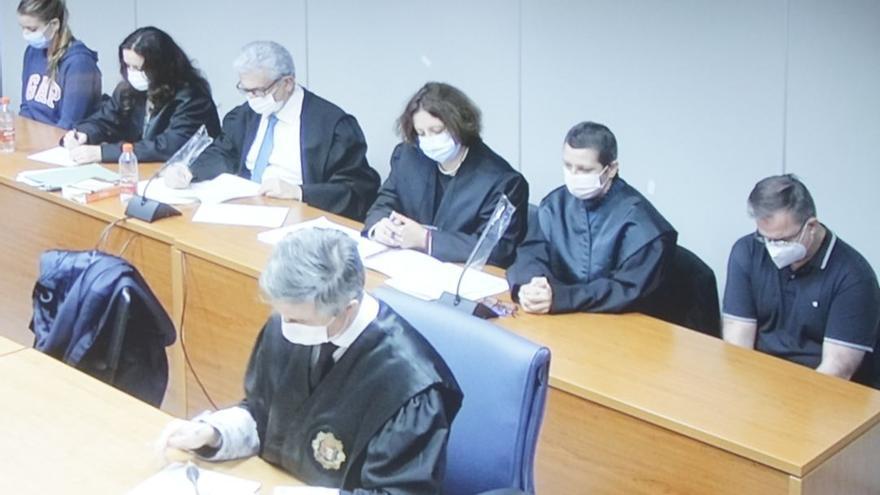 Las defensas de Maje y Salva piden la rebaja de las condenas en el recurso