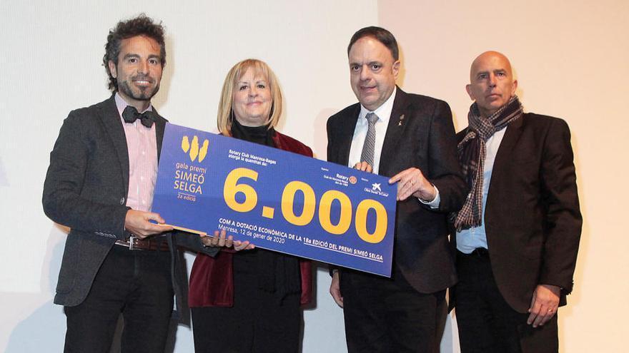 El Premi Simeó Selga serà per a projectes per pal·liar els efectes de la covid-19