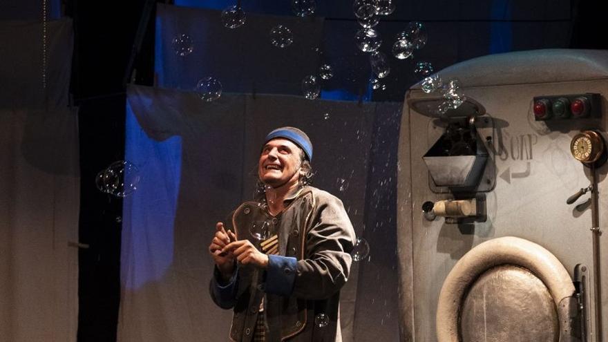 Teatre infantil d'Optimist: Italino Grand Hotel