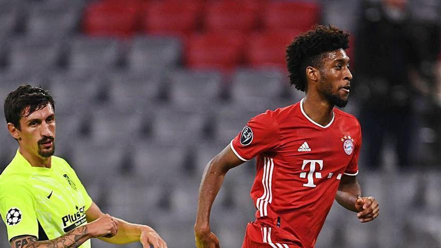 Un Bayern letal castiga al Atlético