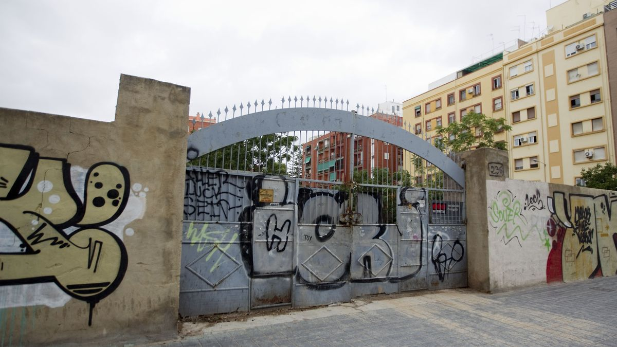 Cuartel de Ingenieros de la calle San Vicente.