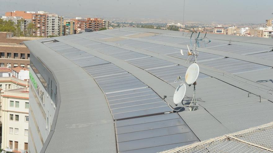 Seis empresas piden autorización para plantas solares en Murcia