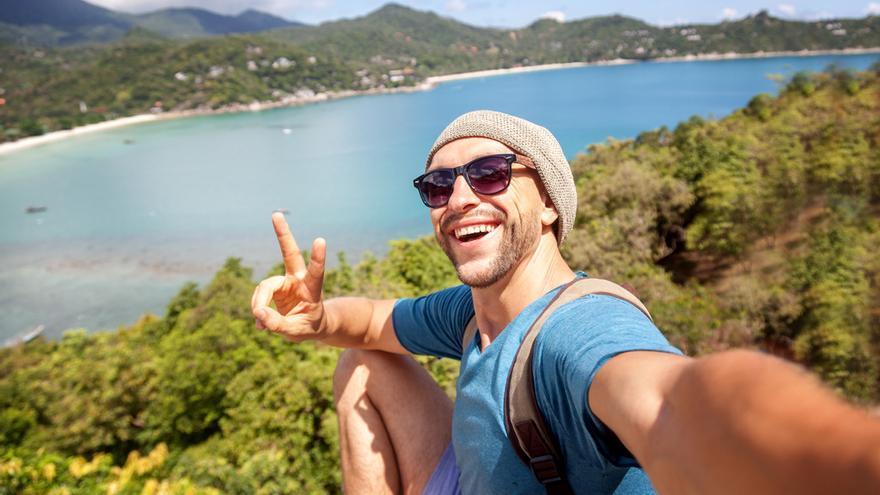 Trucos para conseguir el selfie perfecto durante tus vacaciones