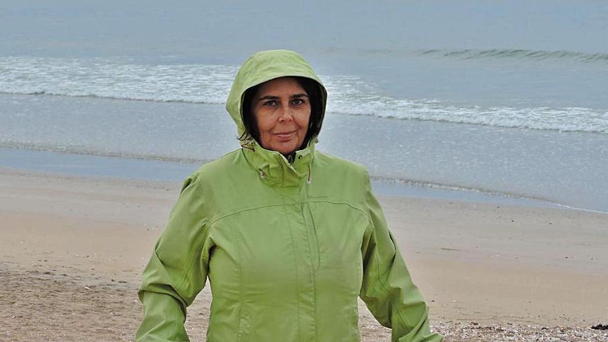 """""""En las playas no debería haber papeleras"""""""