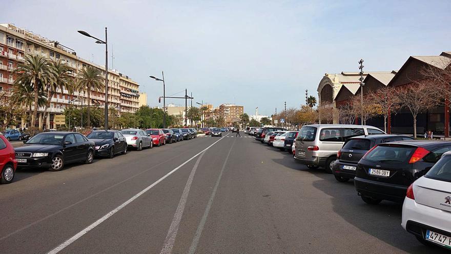 La reforma de la avenida del Puerto llegará hasta la Marina y J.J. Dómine