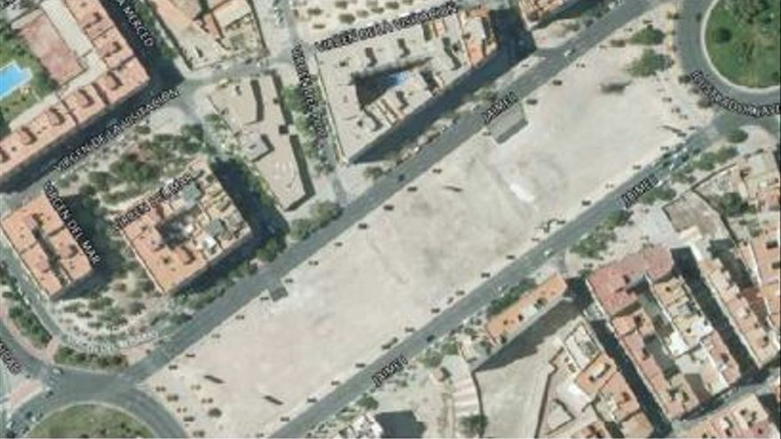 El Ayuntamiento de Alicante impulsa la conexión entre los barrios de Tómbola y Los Ángeles a través de la Vía Parque