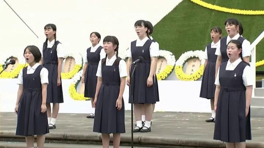Nagasaki urge al Gobierno a firmar el tratado antinuclear