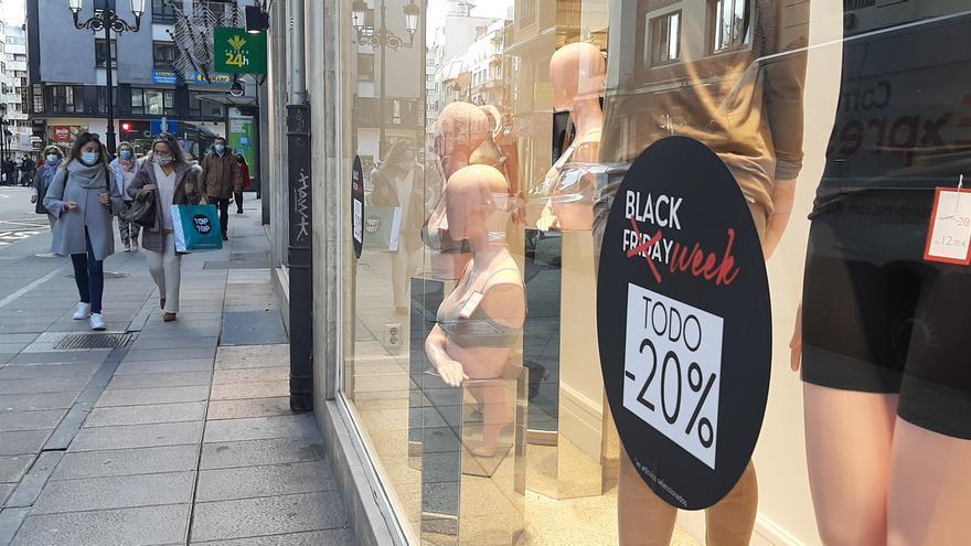Black Friday en Asturias: Cuándo es, qué tiendas participan y qué productos estarán más rebajados