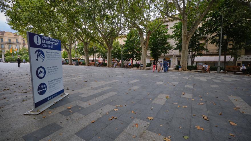 El Govern reclama el toc de queda en els municipis com Figueres, de més de 20.000 habitants