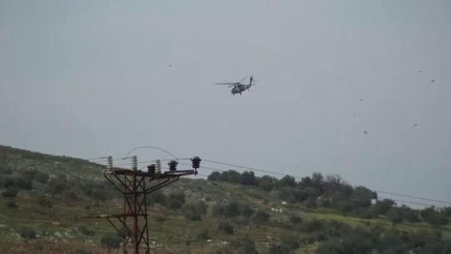 Decenas de soldados turcos mueren en una batalla en Idlib