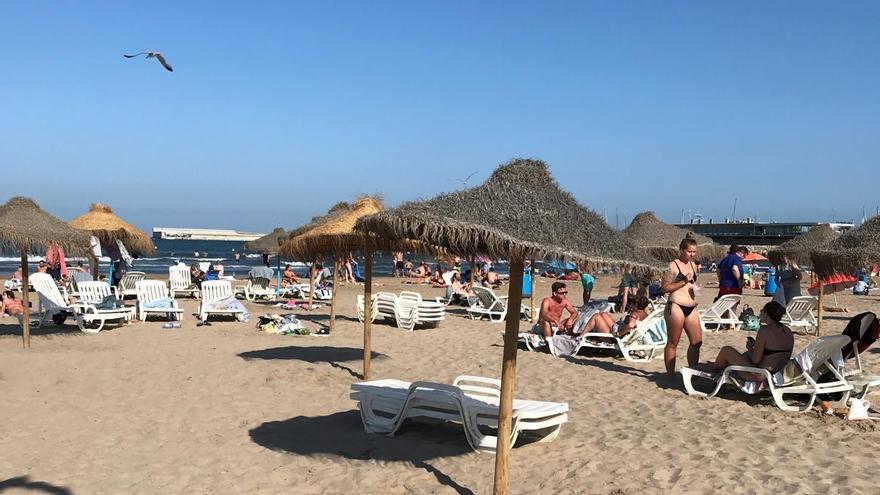 Mar y Sombra, 27 años velando por las playas valencianas