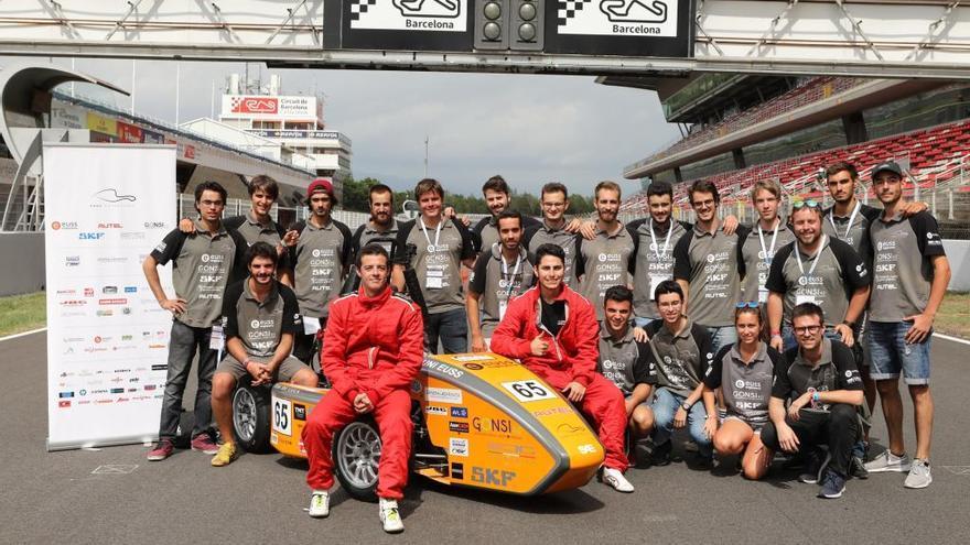 De la universitat al circuit de Montmeló amb la Formula Student