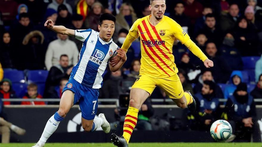 El hambre del Espanyol evita el liderato en solitario del Barça