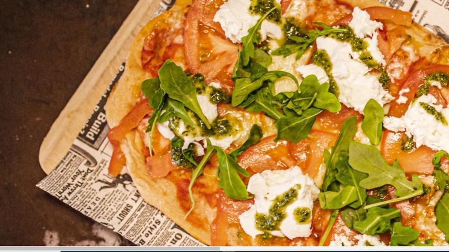 Cómo adelgazar comiendo pizza