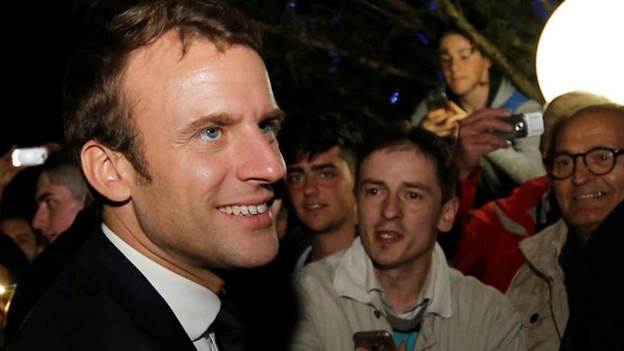 Los retos que esperan a Macron