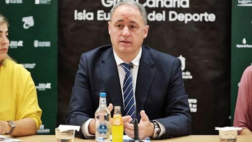 Castellano: «Hay que buscar rápido a otros espónsores»