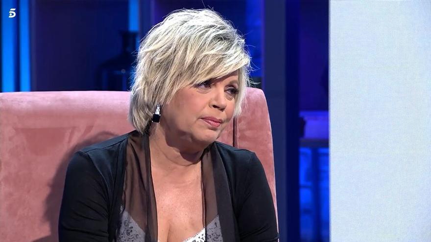 """Terelu Campos y su pulla a Antena 3: """"Aquí somos líderes las 24 horas del día"""""""