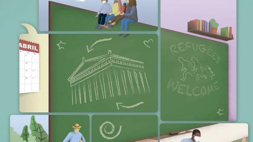 La didáctica de las Ciencias Sociales se debate en la UV