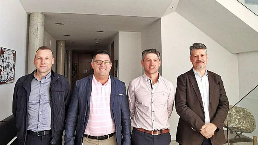 Muelas renueva el alumbrado público con sistema led y 128.210 euros de coste