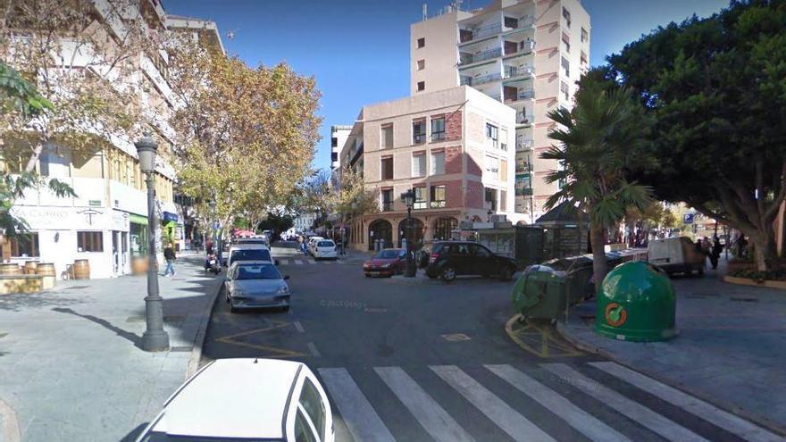 Detenido por apuñalar en el cuello a un joven durante una pelea en Marbella