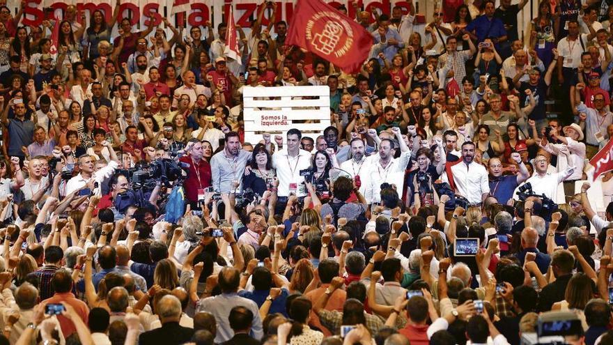 Armengol celebra que el PSOE de Pedro Sánchez ponga a un ibicenco a gestionar la insularidad