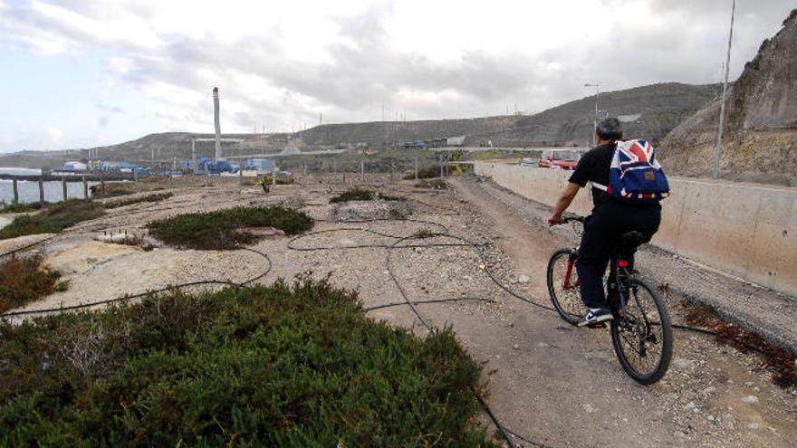 Urbanismo proyecta un paseo marítimo que conectará La Laja con Jinámar