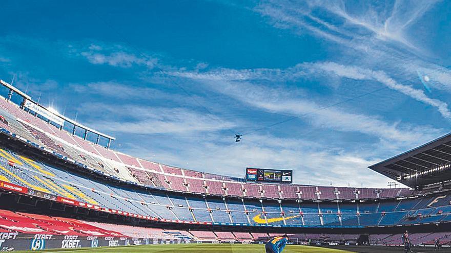 La vuelta de la afición a los estadios: «Jugamos para ellos»