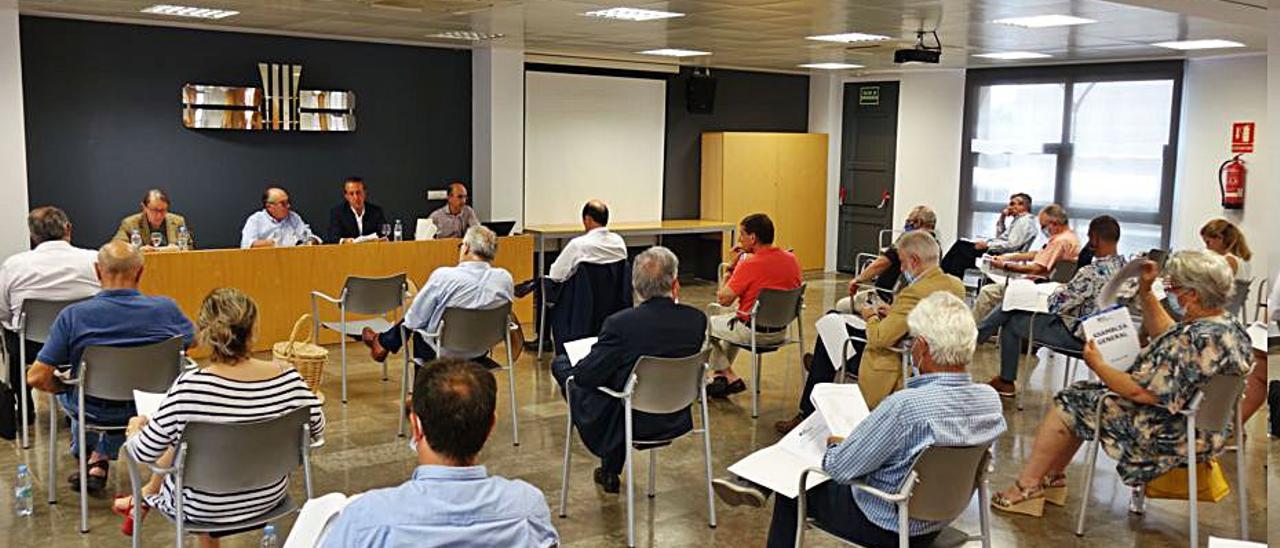 Asamblea General de Asivalco. | ASIVALCO