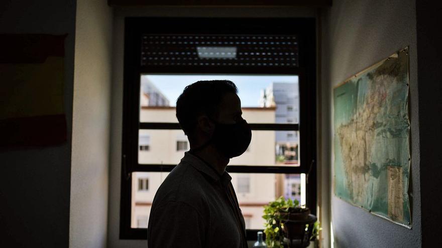 El viaje del hombre buscado por la Policía en Canarias