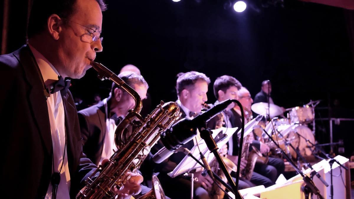 Barcelona Jazz Orquestra fa el seu concert el 20 d'agost.