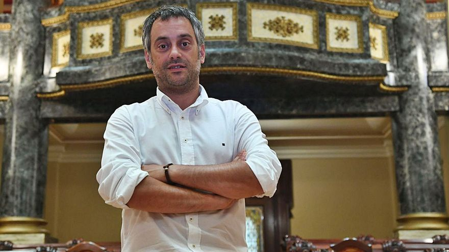 Condenado a nueve meses de prisión por amenazas en Twitter a Xulio Ferreiro