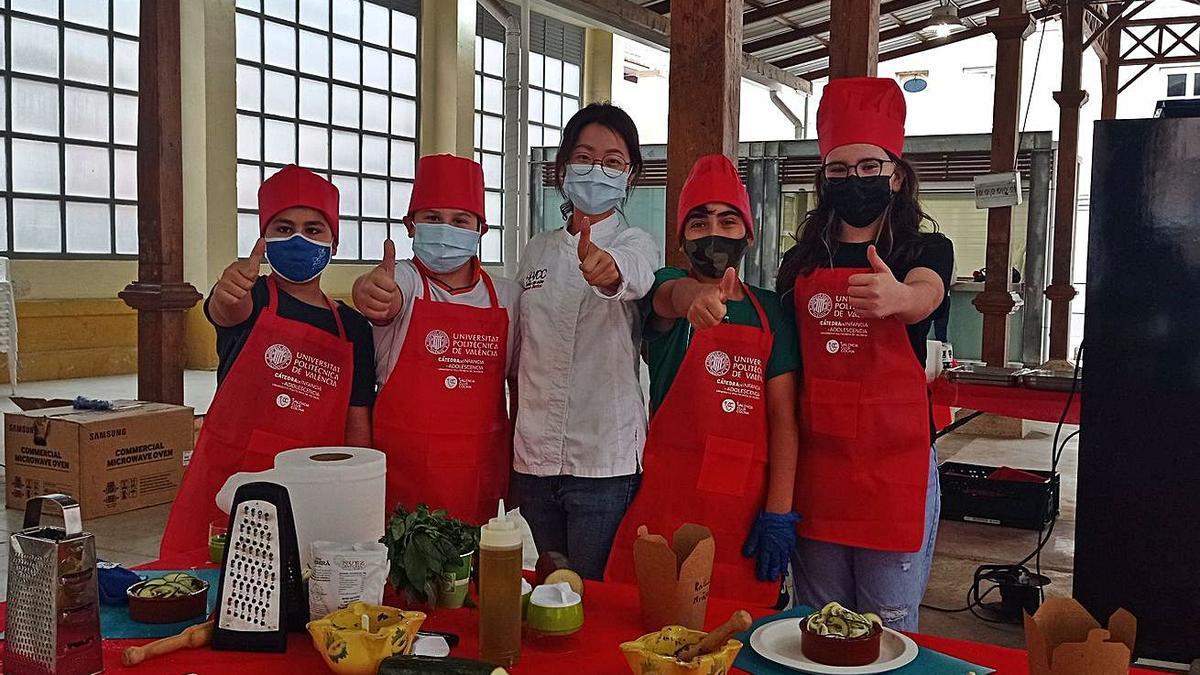 Cocinando las vocaciones del futuro   LEVANTE-EMV