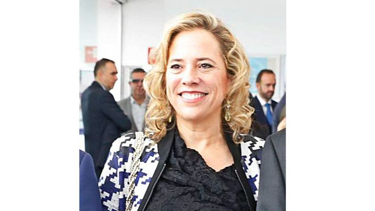 Belarmina Díaz.