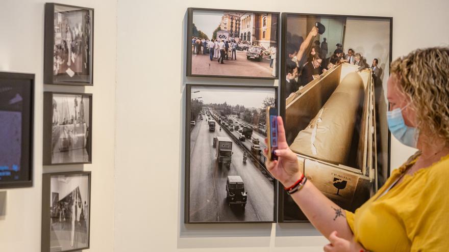 Exposición sobre el Guernica en Benidorm