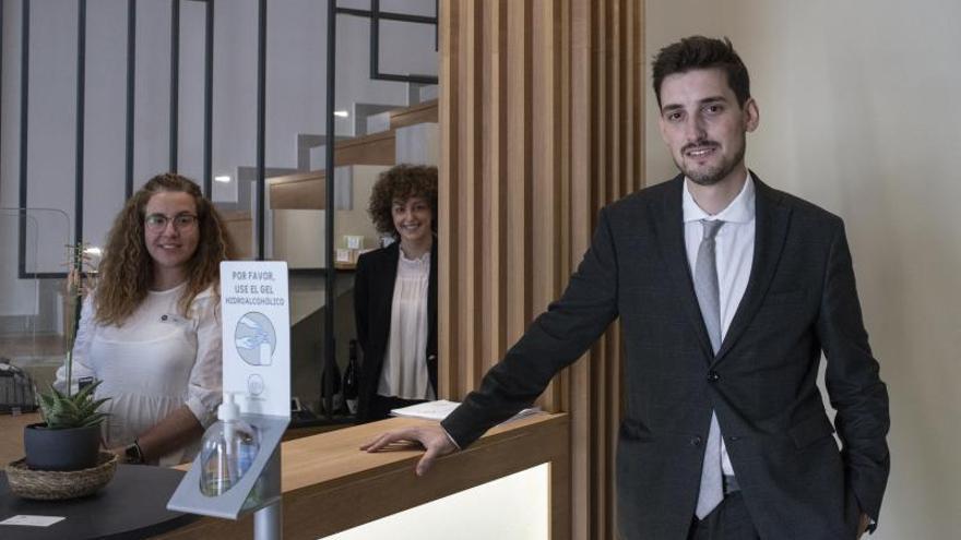 """Abre el único hotel con circuito spa de la capital: """"Es nuestro elemento diferenciador"""""""
