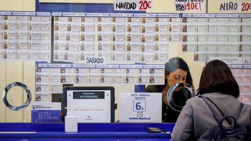 La Lotería Nacional cae en Gran Canaria