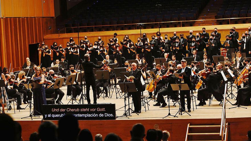 Un concierto digno del mejor Beethoven
