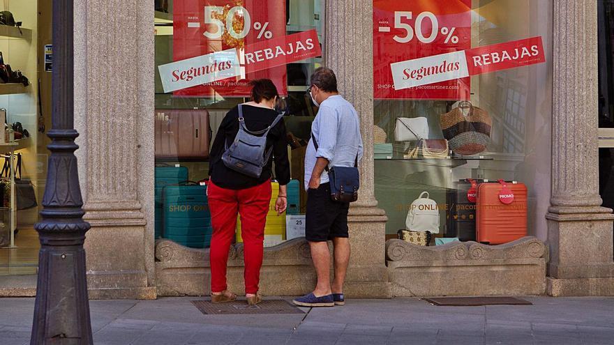 El comercio zamorano sale de los números rojos en el segundo trimestre