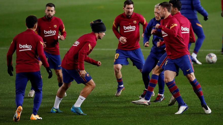 GALERIA | Barça - Llevant
