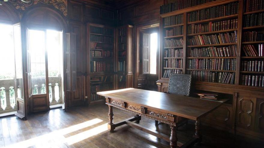 La Academia Galega y el Concello de Sada discrepan sobre el destino de los fondos depositados en Meirás