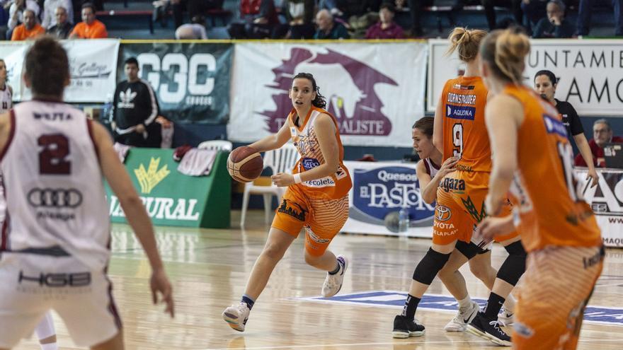 Marta Montoliu renueva con el CD Zamarat