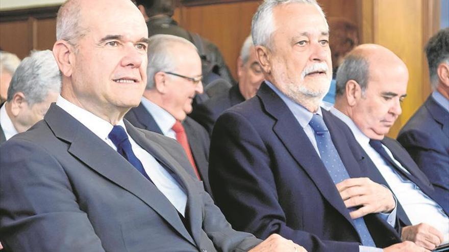 Los expresidentes Chaves y Griñán, condenados por los ERE
