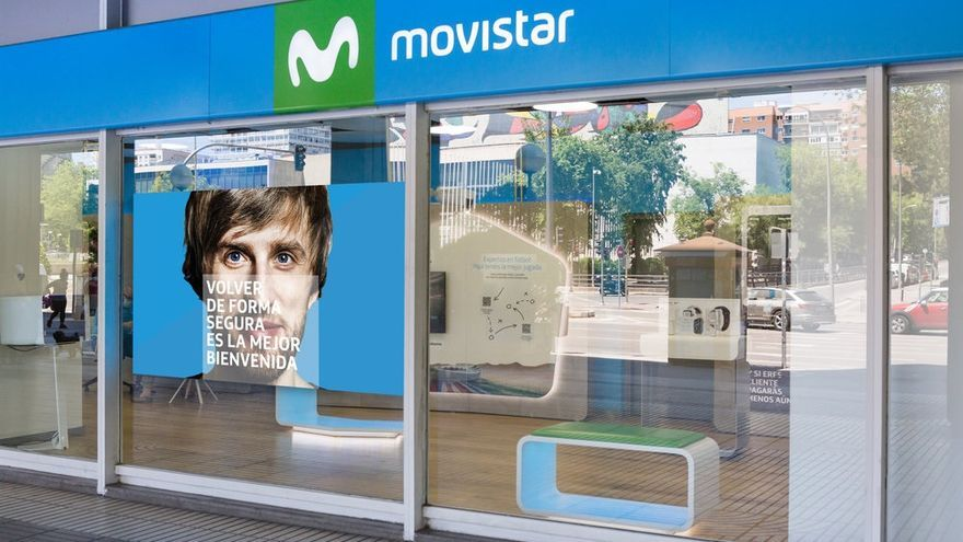 Movistar sufre una incidencia que afecta a numerosas líneas de empresas