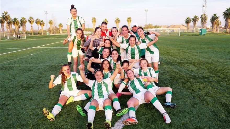 El Córdoba femenino se lleva la corona provincial sénior
