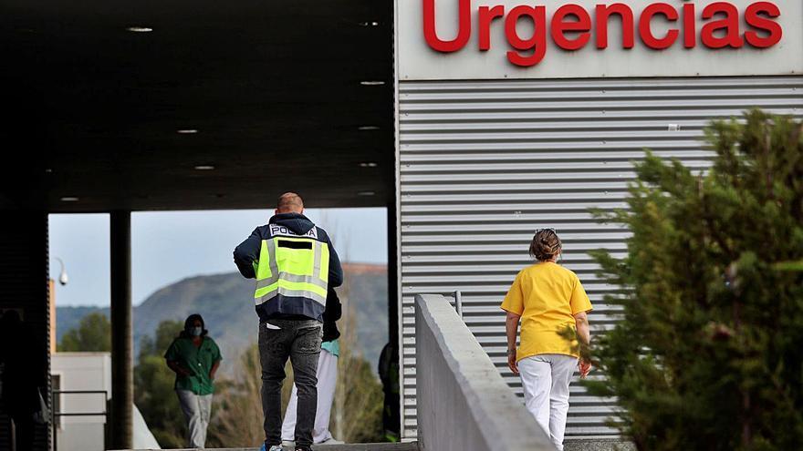Detenido un conductor de ambulancia por matar a un sanitario en un hospital de Madrid