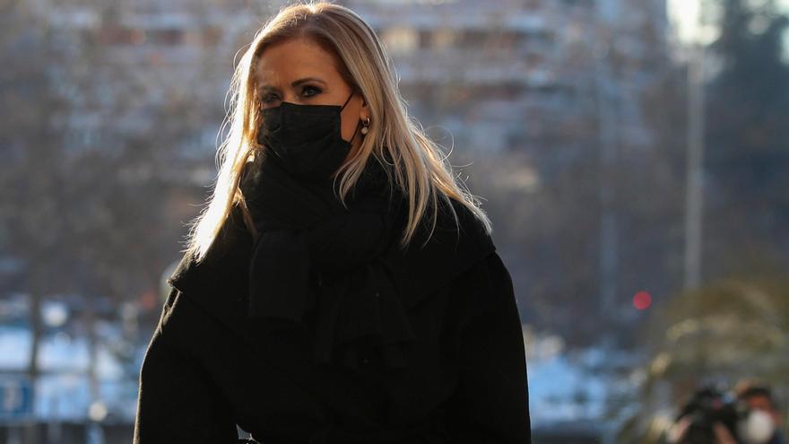 La Fiscalía pide repetir el juicio a Cristina Cifuentes por el 'caso máster'